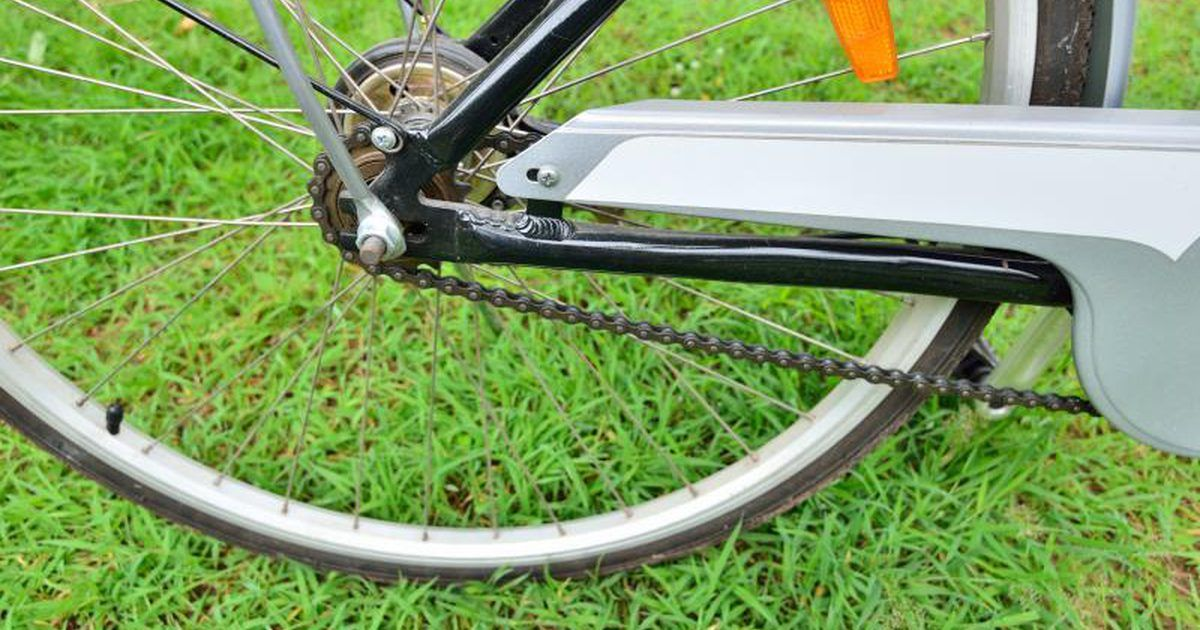how to get rid of rust on a bike frame