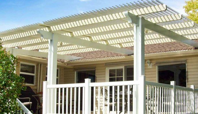 Louvered Patio Covers, Shade And Shutter Systems