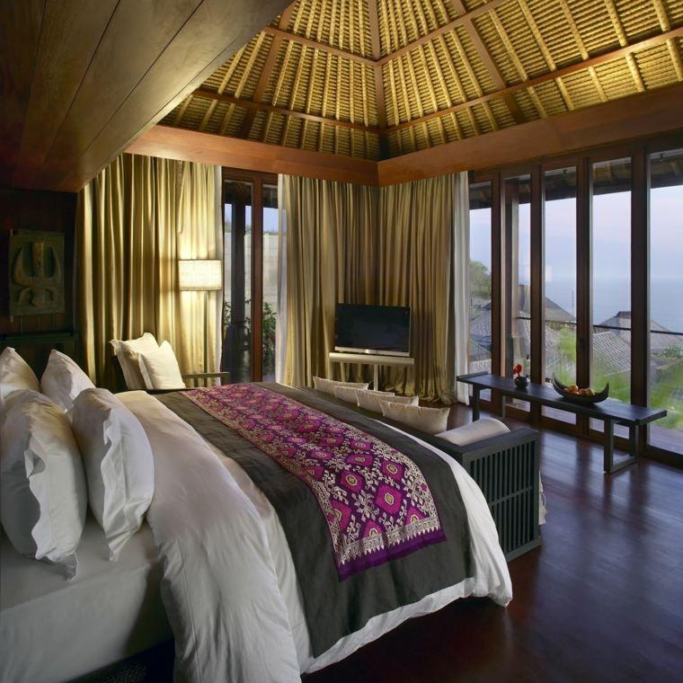 idée de décoration de chambre balinaise | Dream house ...