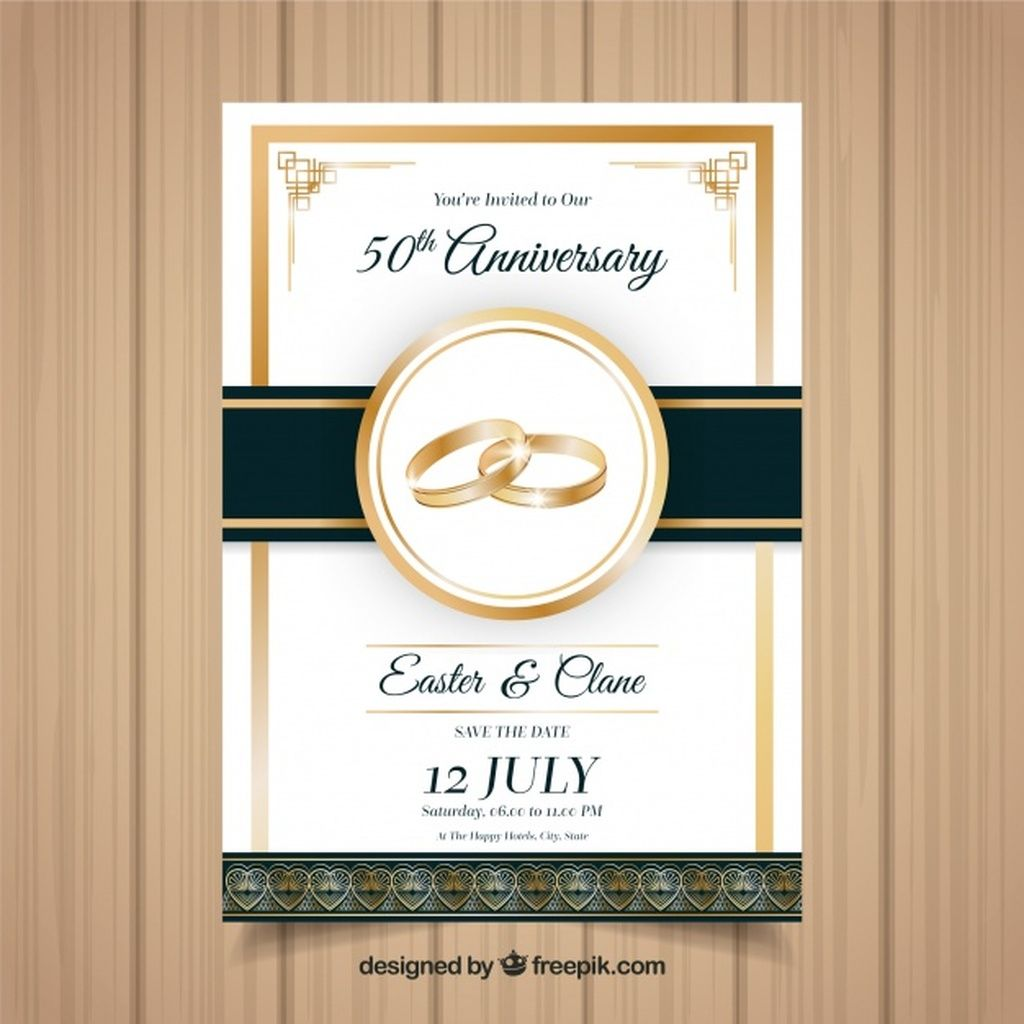 Wedding Anniversary Card In Realistic Style Paid Ad Sponsored Anniversary Style Re Wedding Anniversary Cards Anniversary Cards Wedding Anniversary