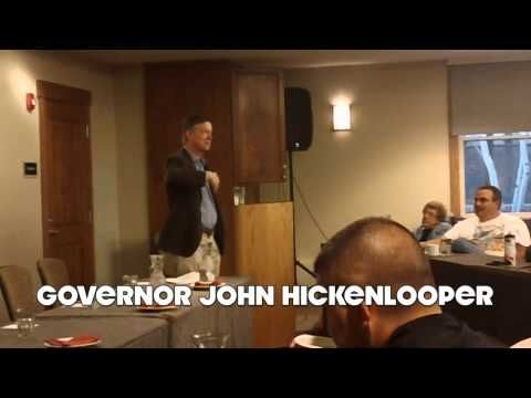 Hickenlooper: On second thought, I did talk to Bloomberg about gun control « Hot Air