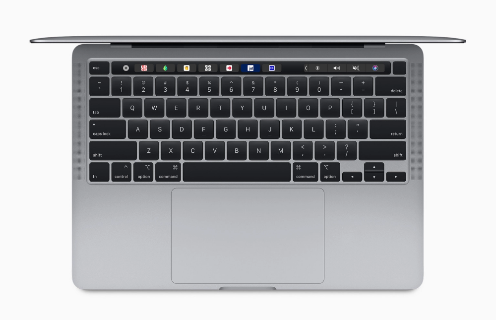 Apple Unveils 13-inch MacBook Pro: New Keyboard, Faster CPUs, and Up to 32GB of RAM
