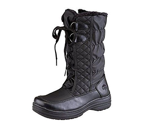 Totes Womens Corina Winter Boots 8W