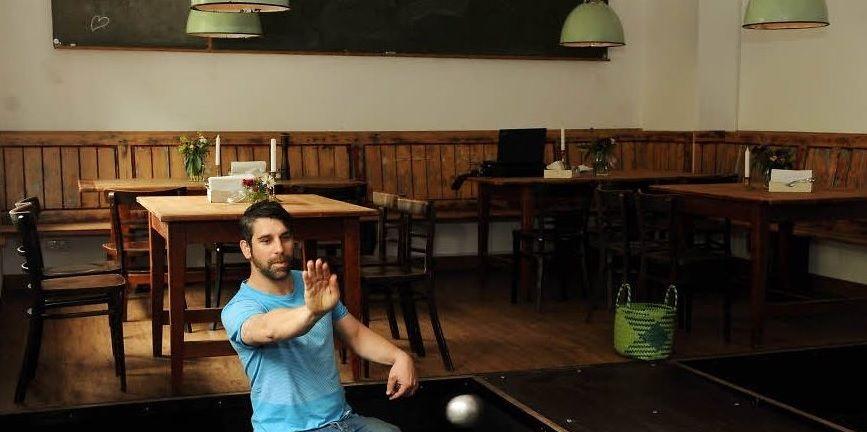 HARDY KUGEL - KÖLN SÜDSTADT - Wer gerne Boule spielt oder anderen ...