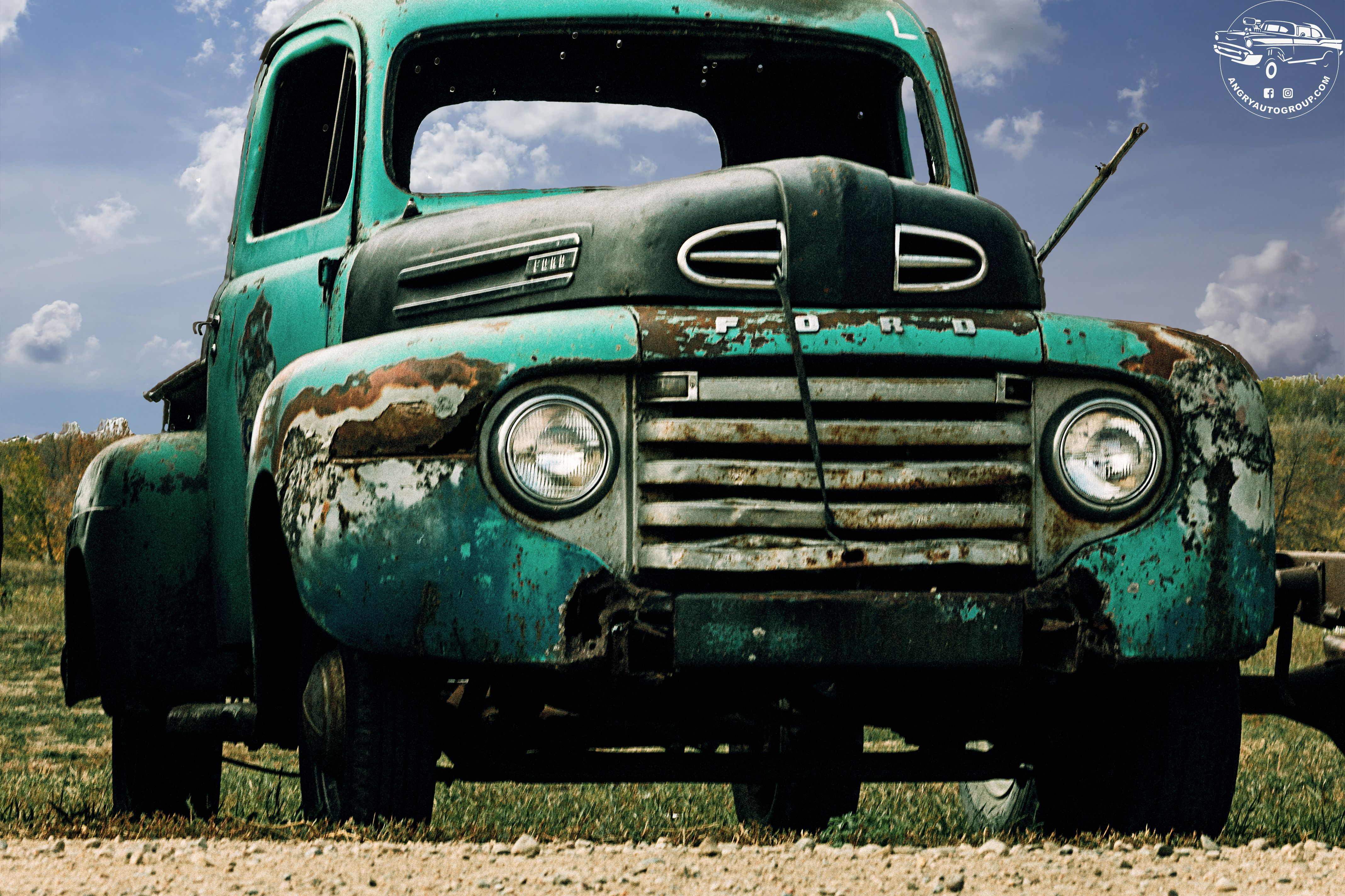 1948 Ford Pickup Every Vehicle Has A Story To Tell Angryautogroup Vehicles Classic Cars Ford Pickup