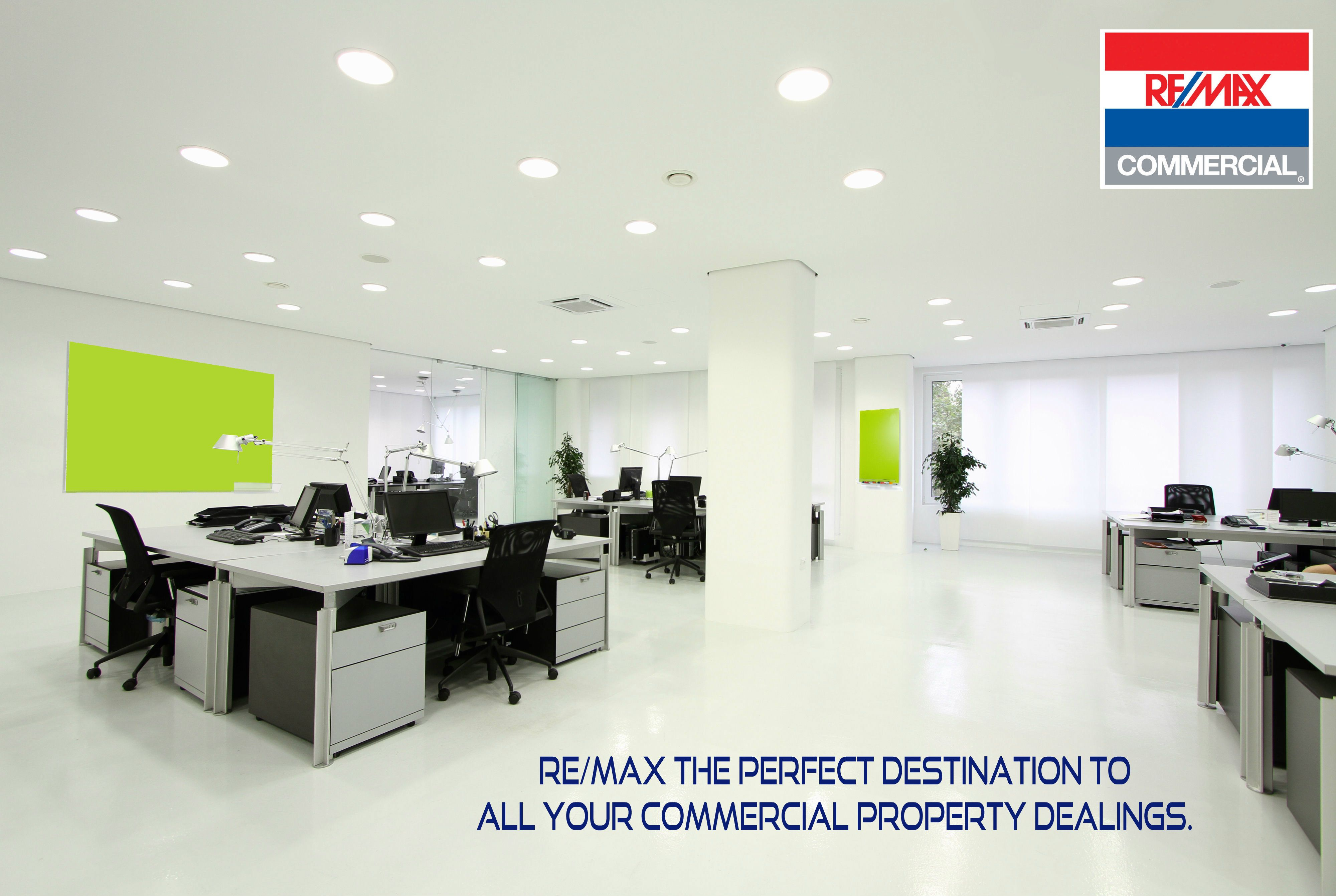 Commercial Brokers Office interiors, Clean office