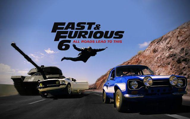 FOS: Fast & Furious 6