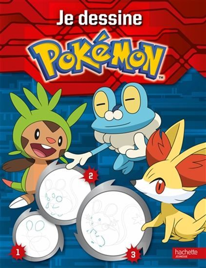 Un guide pratique pour apprendre dessiner les pok mon - Apprendre a dessiner pokemon ...
