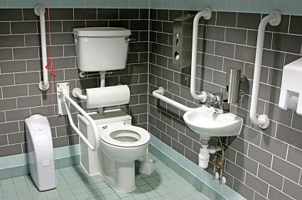 Bon Tips To Design A Bathroom For The Elderly Or Handicapped