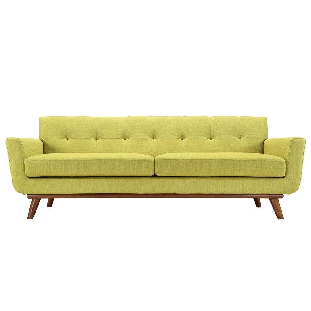 Broyhill Sofa Astana Sofa in Wheatgrass Jil Sonia Interiors Furniture OutletOnline