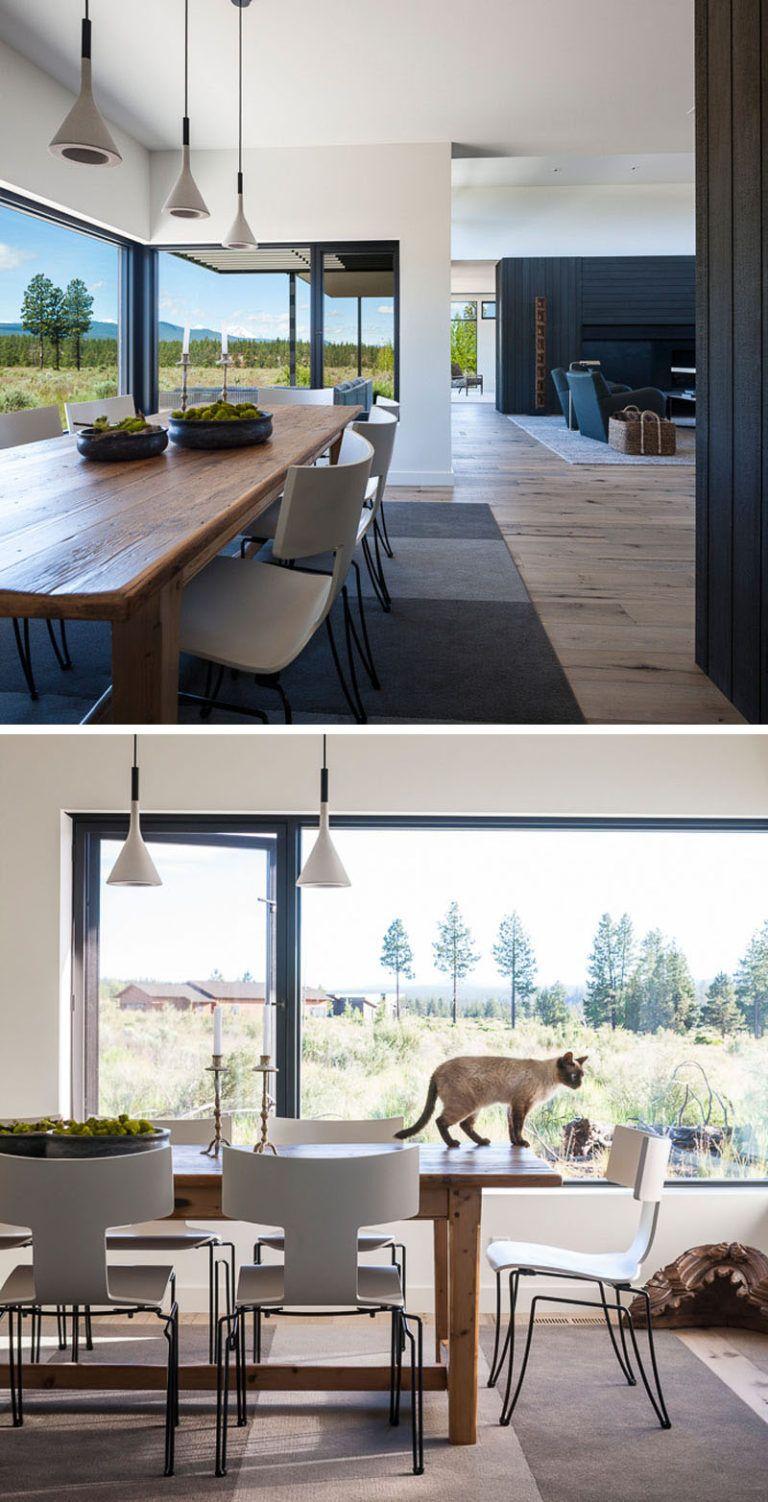 High Desert Modern By Deforest Architects Casa