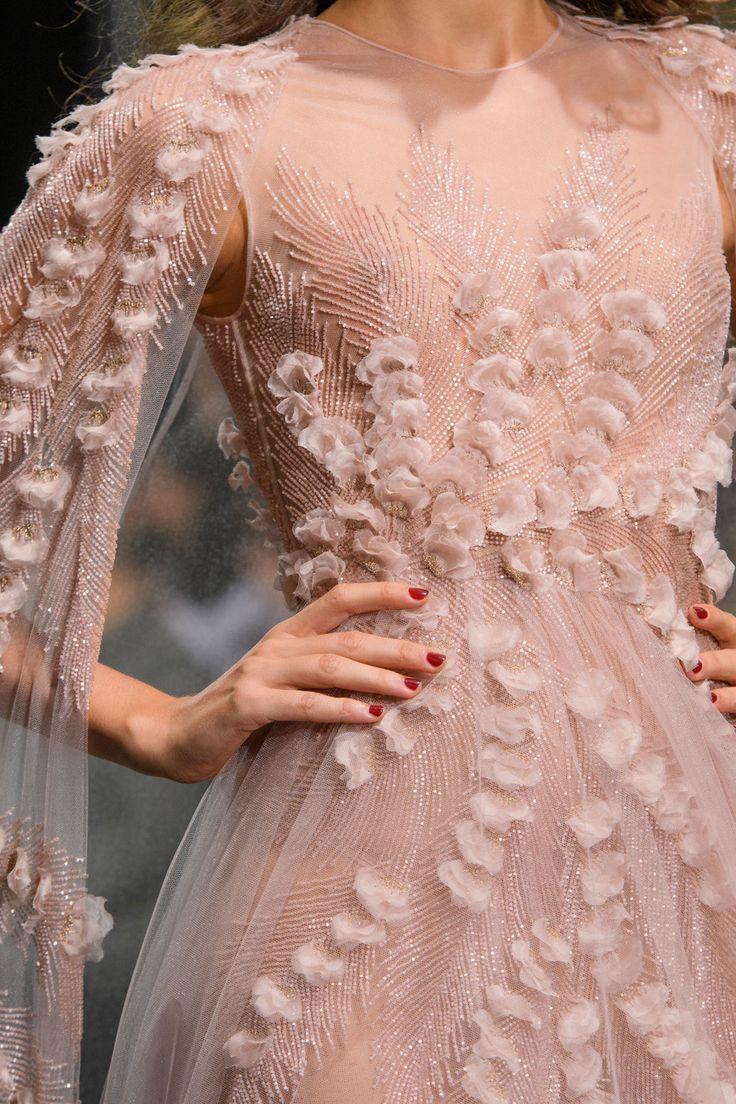 Georges Chakra Haute Couture Fall 2016 | Details | Pinterest | Alta ...