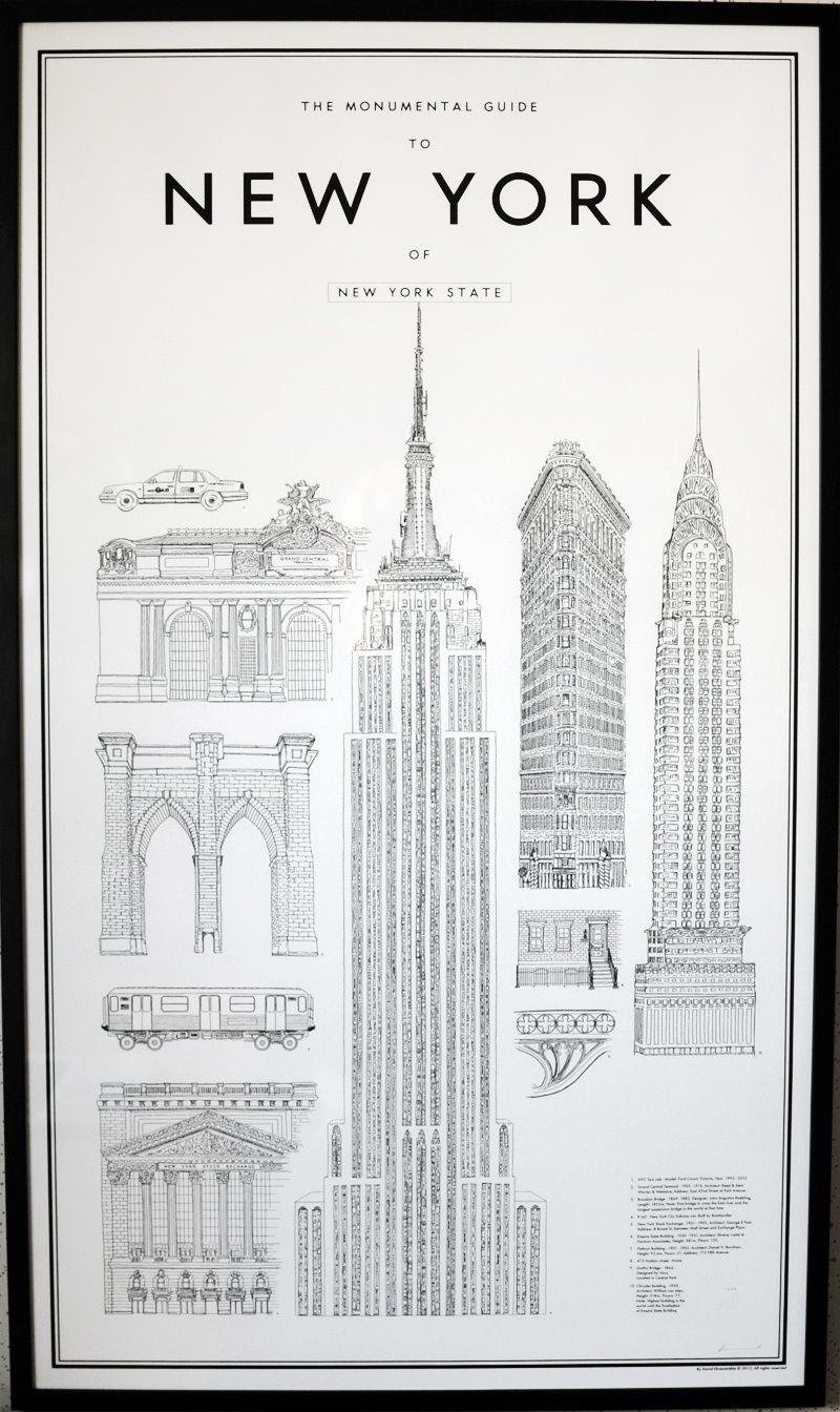 The Monumental Guide to New York | New York | Pinterest
