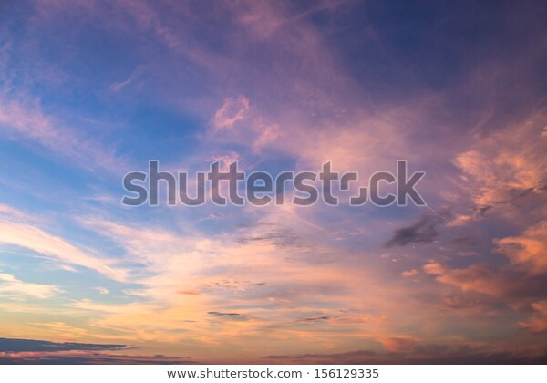 Bright Sunset Sky Background Stock Photo Edit Now 156129335 Sunset Sky Stock Photos Photo Editing