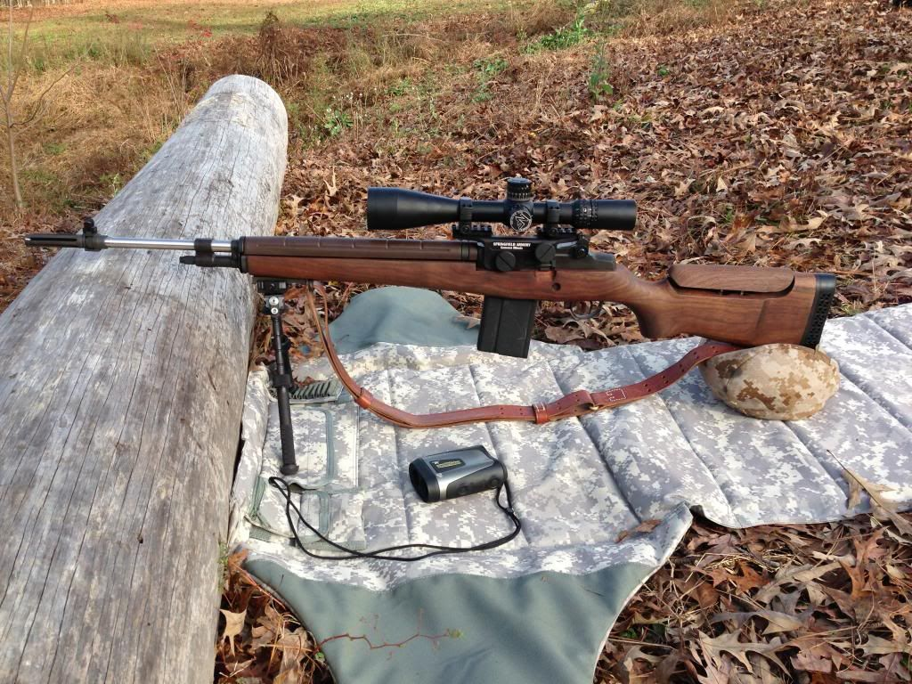 My M21 with Nightforce and Atlas Bipod - M14 Forum   Firearms