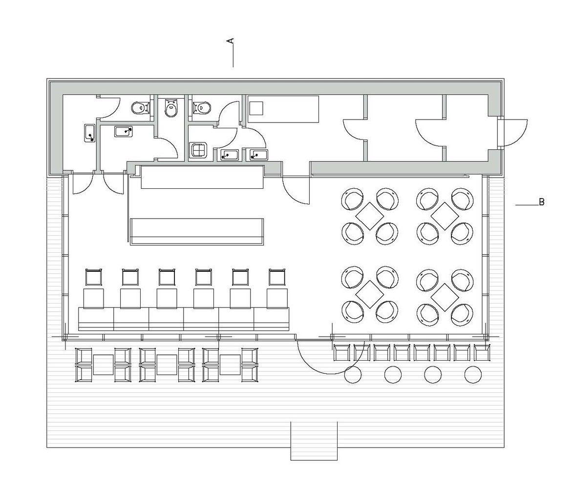 Galería de Coffee House / Light 4 Space 7 Restaurant