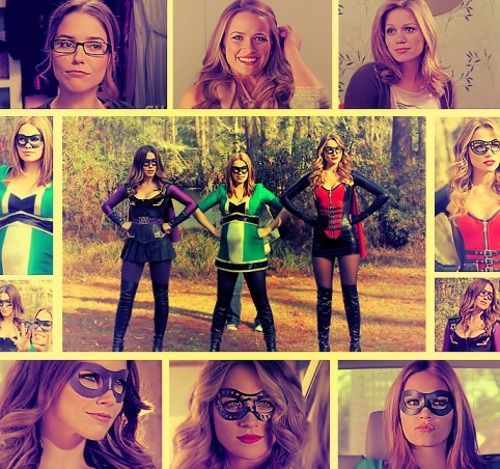 B Dazzle, Baby Mamma, and Shutterbug (: This episode was great!