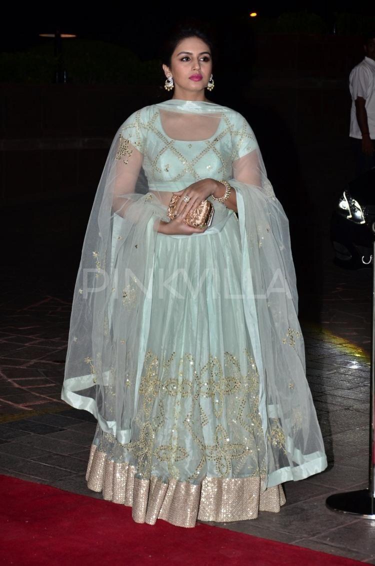 Dia-Saahil, Lara-Mahesh, Huma-Saqib at Arpita Khan\'s wedding ...