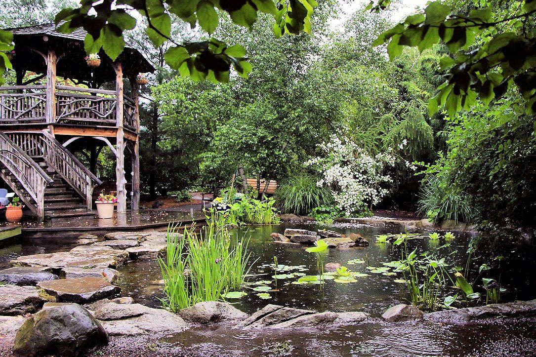 The Hershey Children's Garden Cleveland Botanical Gardens