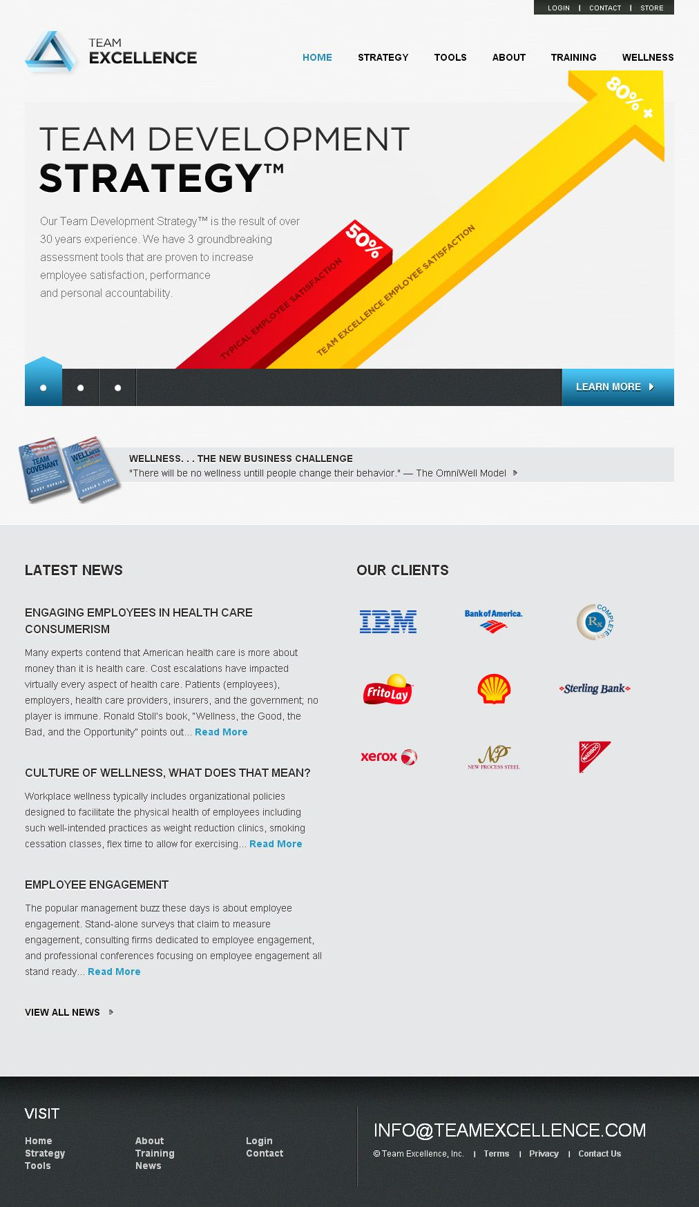 25 Best Corporate Website Design examples for your inspiration ...