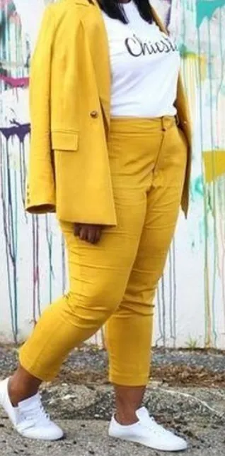Formules à copier pour porter le jaune : 11 idées de tenues chics