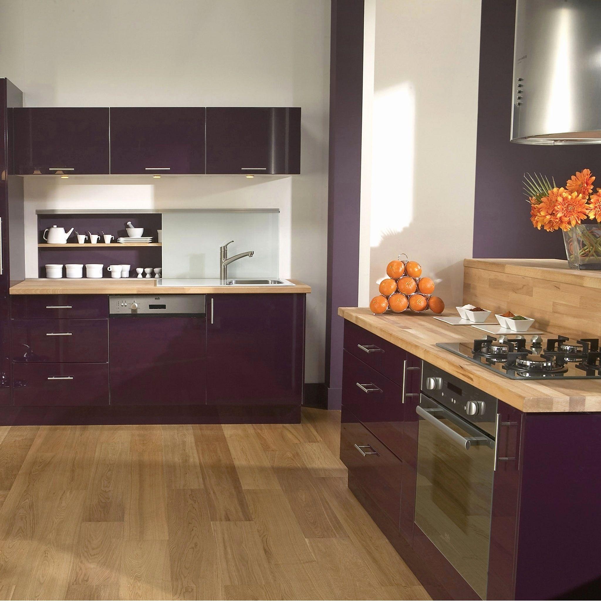 70 Beau Image De Porte Coulissante Sur Mesure Lapeyre Meuble Cuisine Leroy Merlin Meuble Cuisine Cuisine Violet