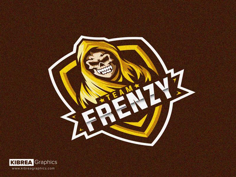 Team Frenzy Logo di 2020