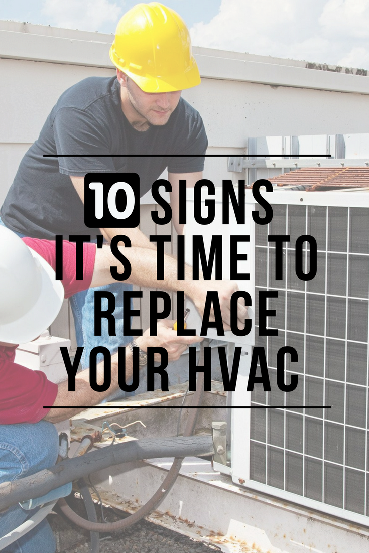 If We Re Talking Hvac Age Is Not Just A Number It S Not Always