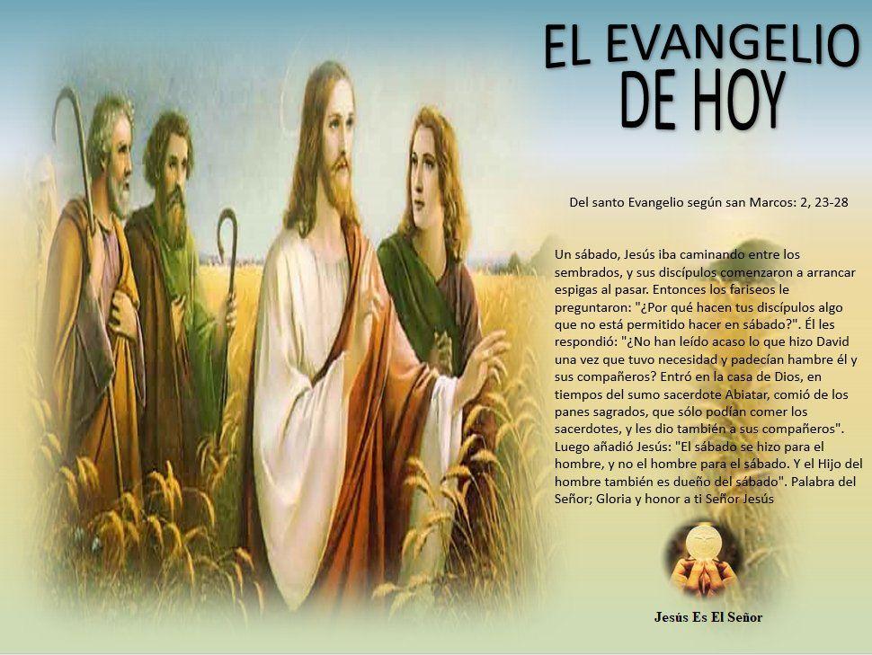Pin On El Santo Evangelio
