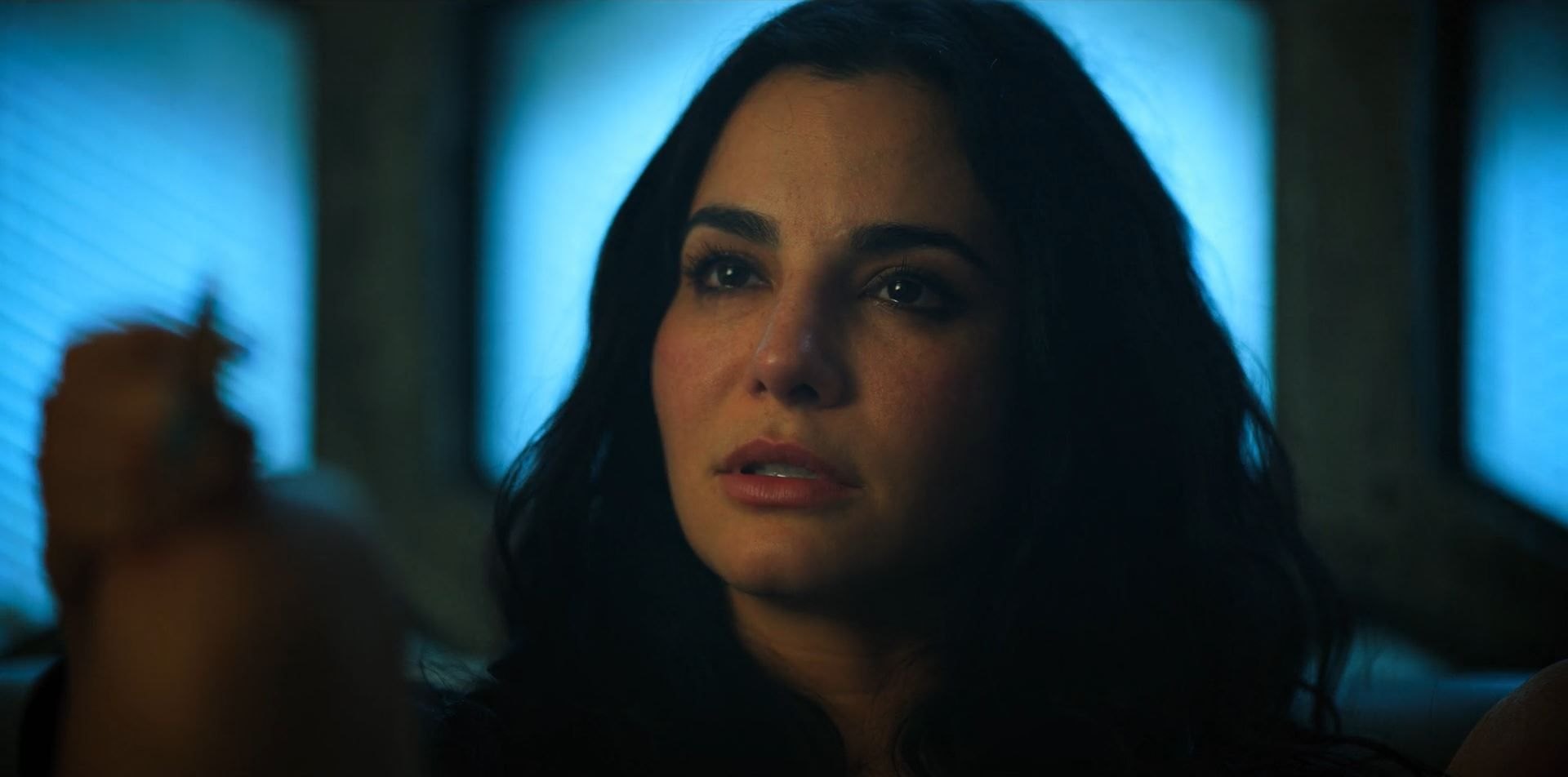 Altered Carbon Martha Higareda As Kristin Ortega Altered