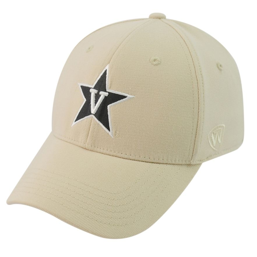 45323930 Adult Top of the World Vanderbilt Commodores One-Fit Cap | Products ...