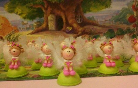 Muñequitas Sentadas Con Imágenes Muñecos De Porcelana Fria Porcelana Fría Porcelana