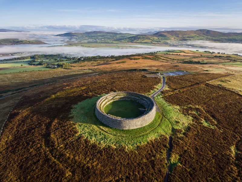 An Grianán Aileach, Co. Donegal Ireland Donegal