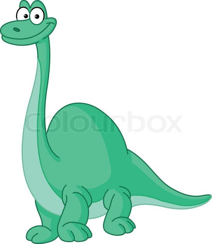 Stock Vektor Af Dinosaur Tegning Dino Opl 248 Sning