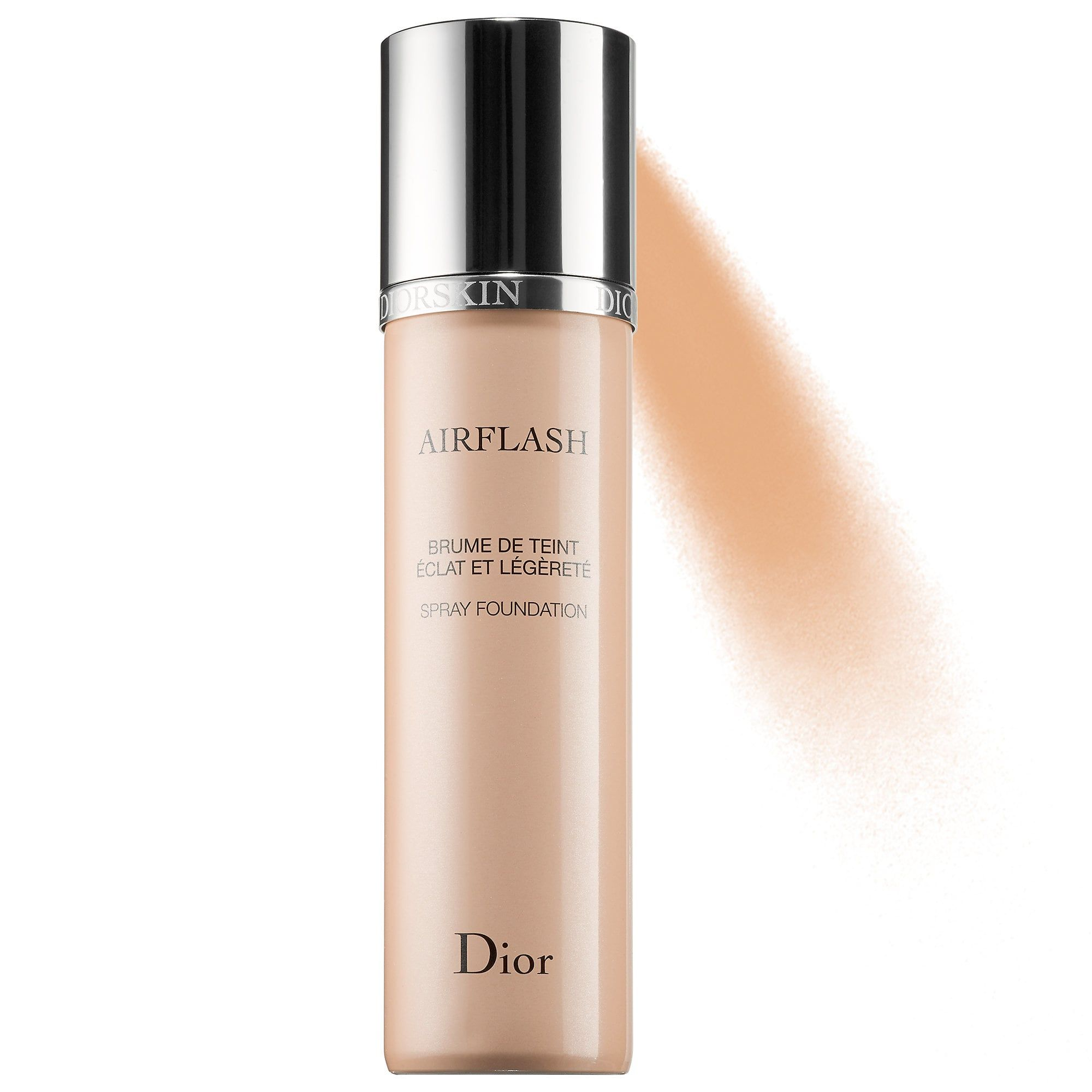 Dior Airflash Spray Foundation Spray foundation, Best