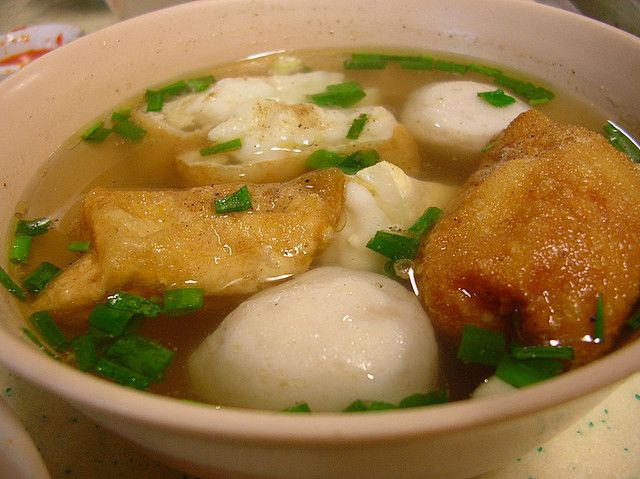 Yong Tau Foo Meat Paste Stock And Method Singapore Food Recipes
