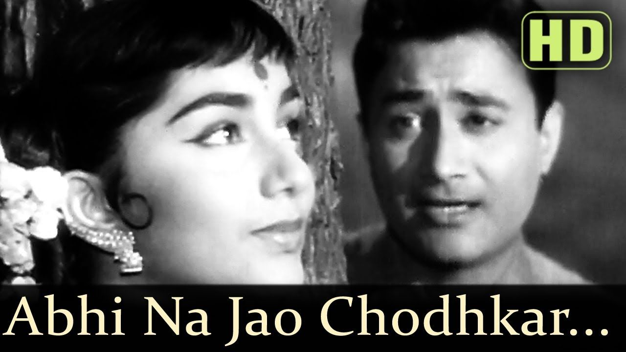 download song abhi na jao chod kar