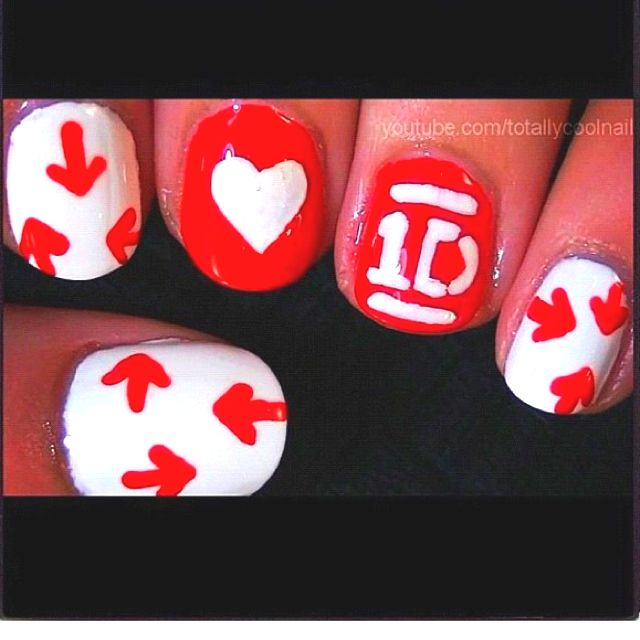 One direction nails❤❤❤❤
