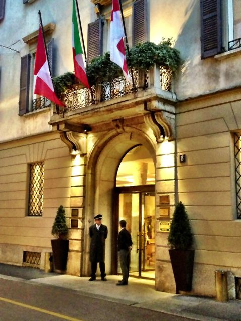 Four seasons hotel milano expect a warm welcome when you arrive at four seasons hotel milano expect a warm welcome when you arrive at the entrance to m4hsunfo