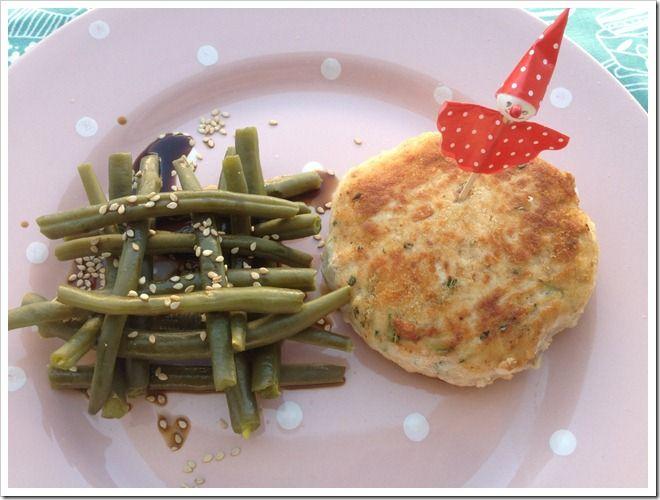 Ricette di pesce per bambini hamburger ricette per for Ricette per bimbi