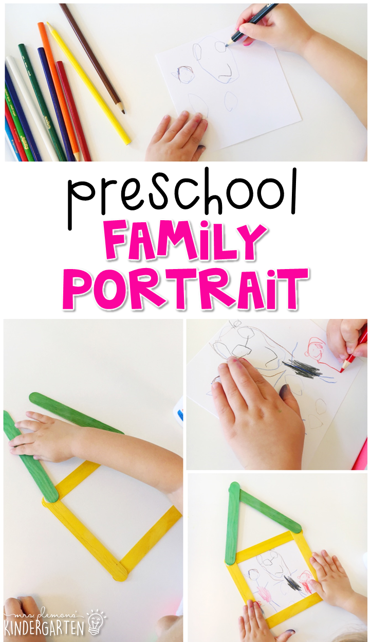Photo of Preschool: All About Me {Plans and Printables} – Mrs. Plemons' Kindergarten