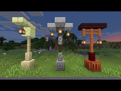 Minecraft Lampadaire Recherche Google Idees Minecraft Creations Minecraft Minecraft Decoration