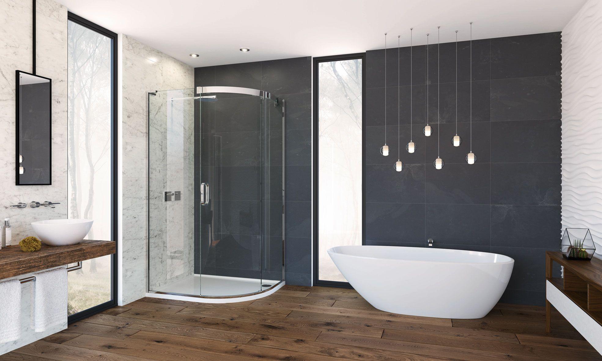 Luxury Shower Enclosures, Brassware & Shower Trays - Bespoke ...