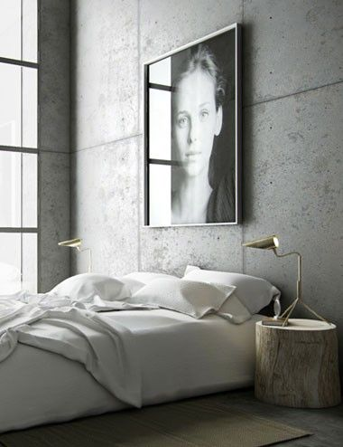 27 Modern Industrial Bedroom Design Inspirations Industrial