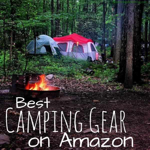 Photo of Best Camping Gear on Amazon