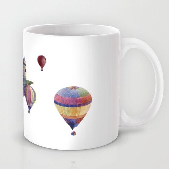 Wunderschöne Ballons - Da bekommt man selbst am Montag einen Höhenflug