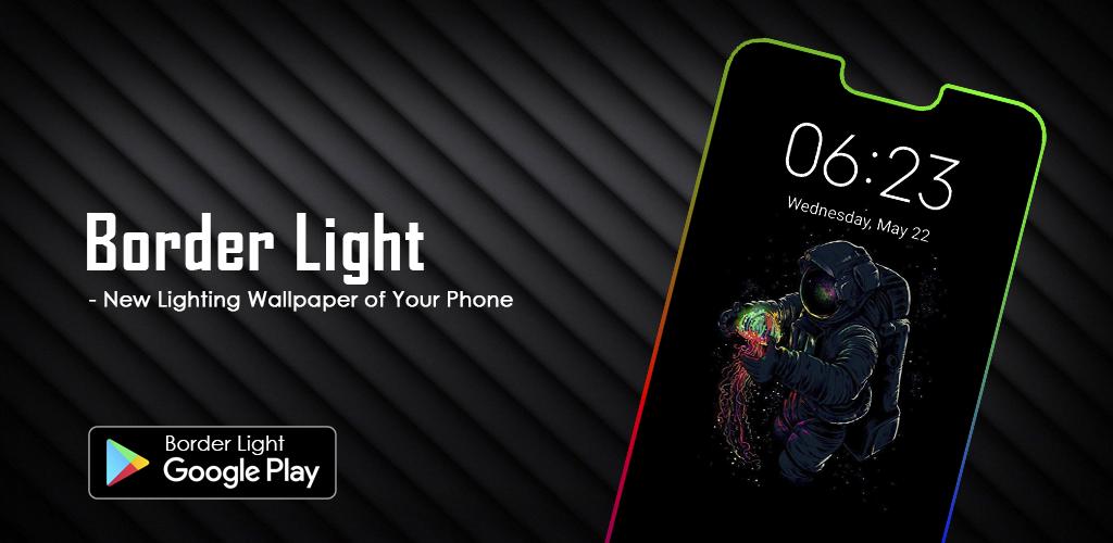 Borderlight Live Edge Lighting Wallpaper Light App App Wallpaper App