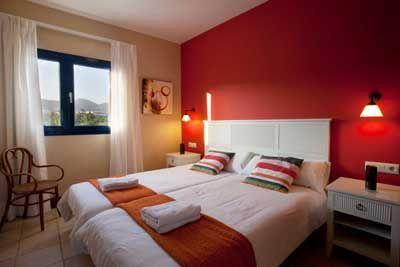 40 fotos e ideas para pintar y decorar un cuarto o dormitorio cálido ...