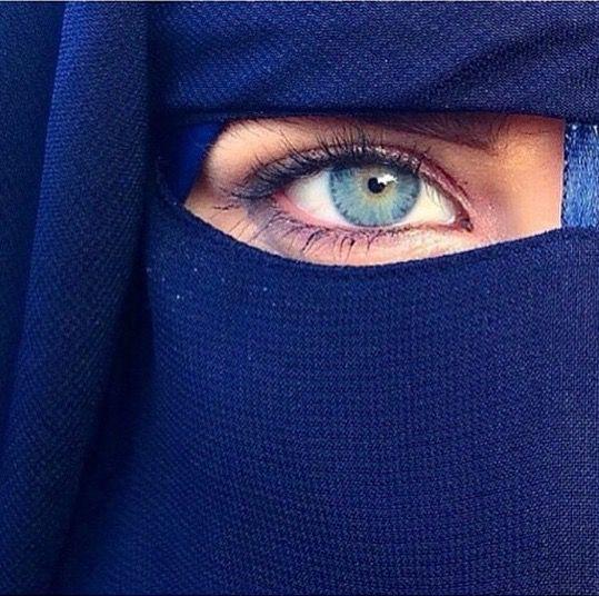 Rintyeryeѕt Sɬyℓɛnvɛauɬy Niqab Niqab Eyes Beautiful Hijab