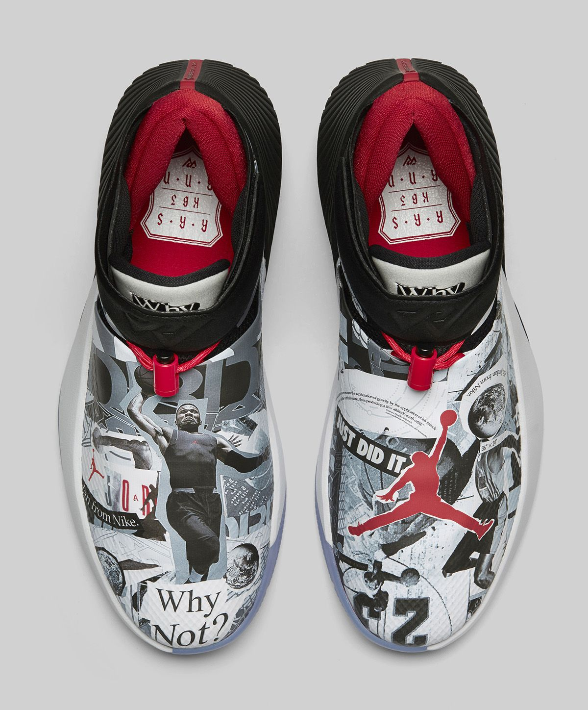 Russell Westbrook S Jordan Why Not Zer0 1 Basketball Shoes
